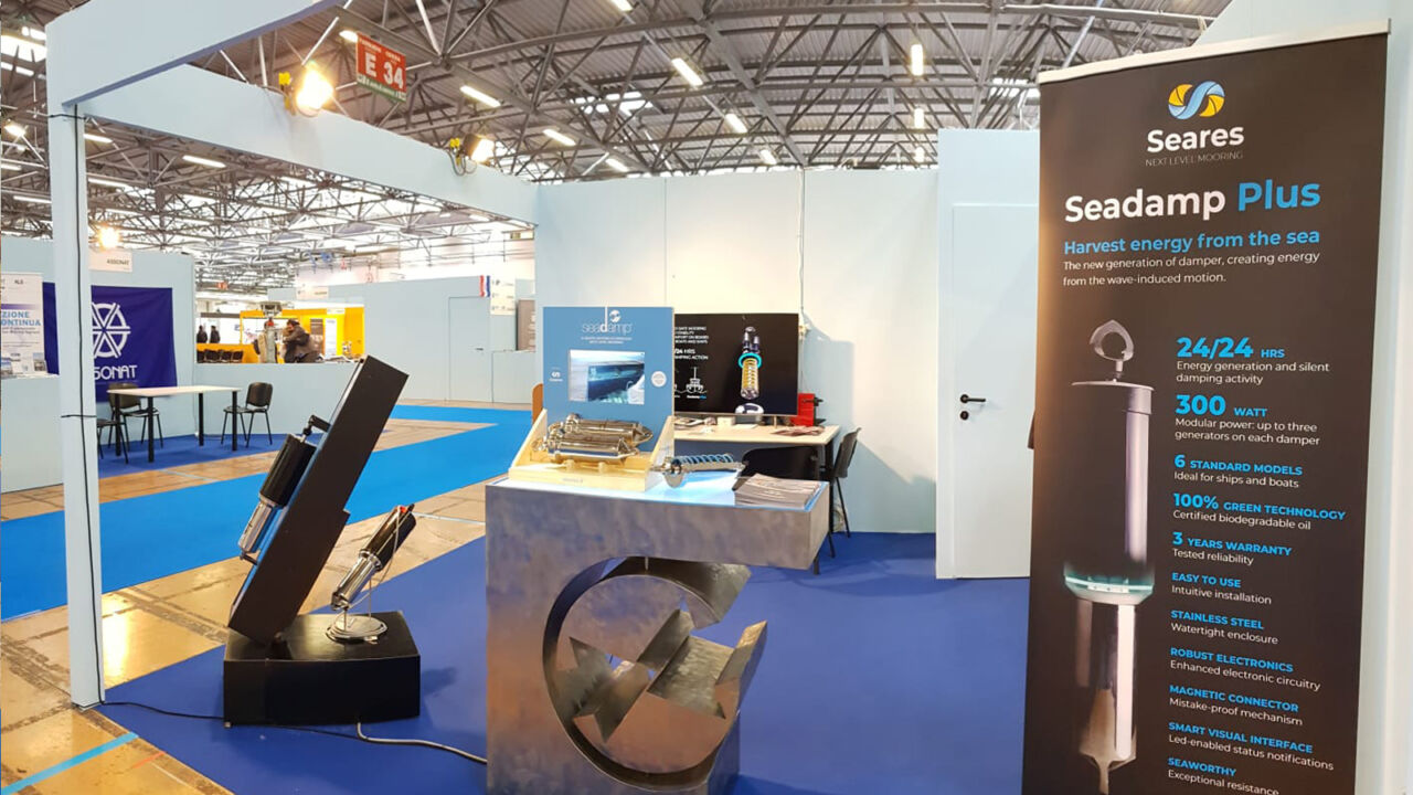 SeaTec2019 Seares Stand 001