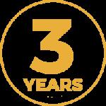 Seares Seadamp 3 anni garanzia steel