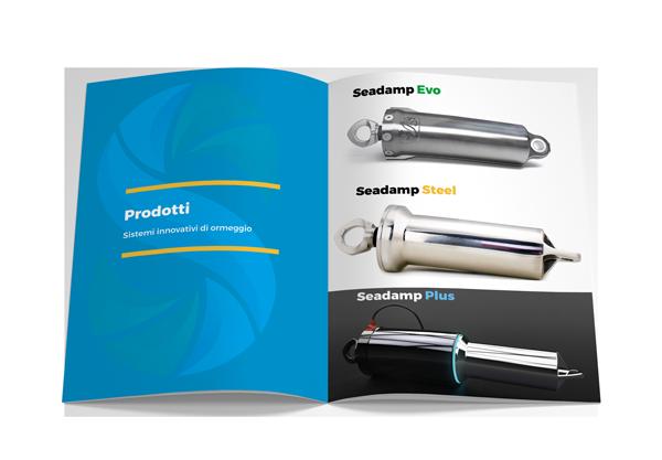 Seares Catalogo prodotti Seadamp