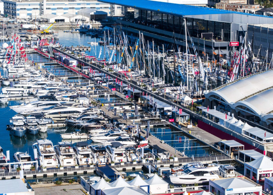 Seares Salone Nautico Genova 2019 premi ADI Sail to the Sunshine