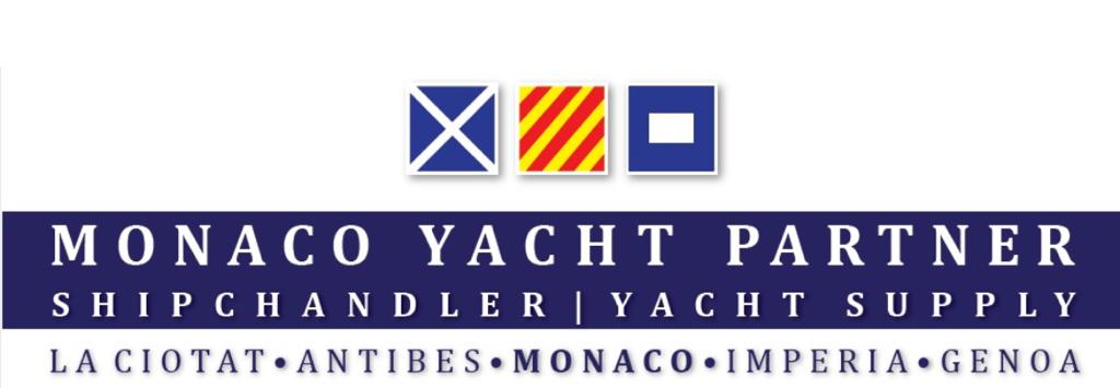 Monaco Yachting Parner logo seares rivenditori dealer