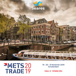 Seares METSTRADE 2019 DAME DESIGN Seadamp EVO STEEL PLUS